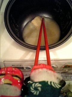 クリーム作り