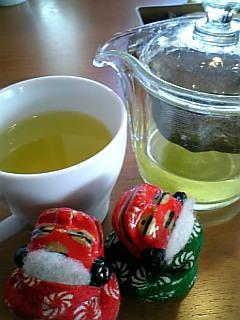 柚子入り緑茶で老化防止?