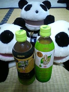 違いがわかる生茶パンダを目指せ