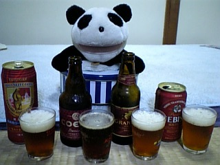褐色の共演、赤ビールを探ろう