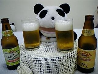 違いのわかるパンダを目指せ