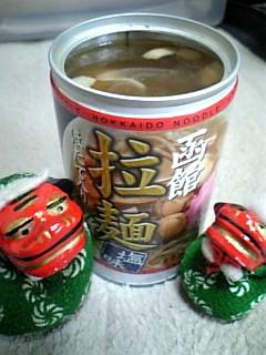 シシオの缶グルメ・函館ラーメン