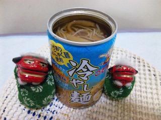 シシオの缶グルメ・冷やし麺