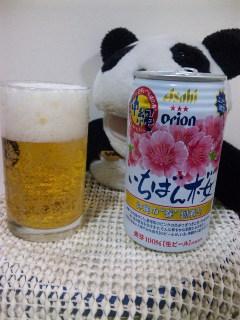 沖縄の春到着!いちばん桜