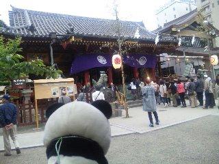 三社祭日記2013<br />  ・神様にご挨拶