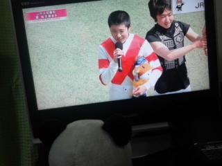 森祐太朗騎手初勝利インタビュー