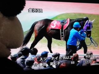 転厩2戦目の有力馬