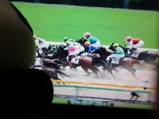 東京4レース
