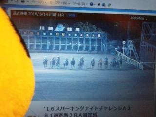 今日の藤田菜七子騎手・川崎11<br />  レース