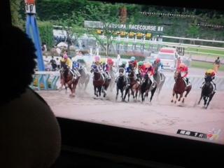 今日の菜七子騎手・福島1<br />  レース、果敢に逃げるも11<br />  着