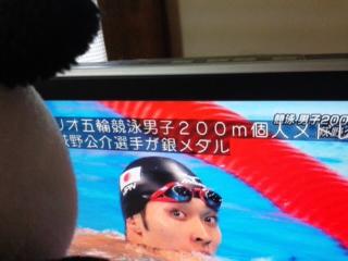 コタ的オリンピックハイライト・意味あるの?中継中の速報