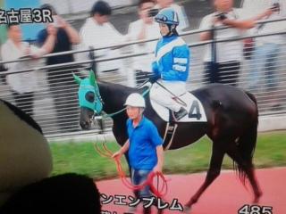 今日こそ、藤田菜七子騎手