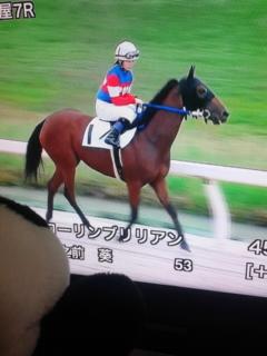 7レースは藤田菜七子騎手お休み