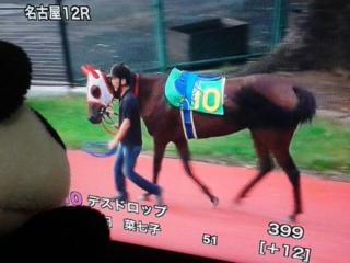 プラス12キロのこだま馬