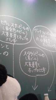 黒板をちゃんと見よう