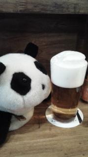 ビール大学三度注ぎ
