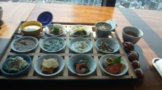 十二種類の小鉢御膳