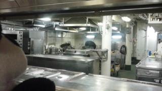 こちらは厨房