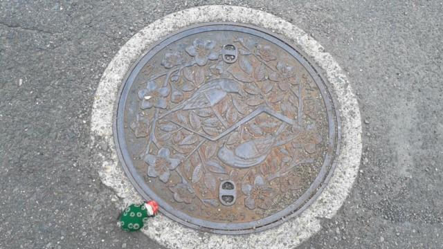 シシオの気になる福島のマンホール