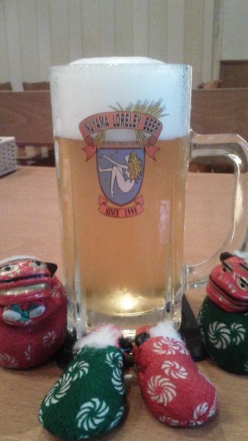 ピルスナーで乾杯!
