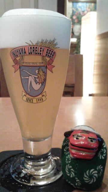 スペシャルビールはセッションI<br />  PA