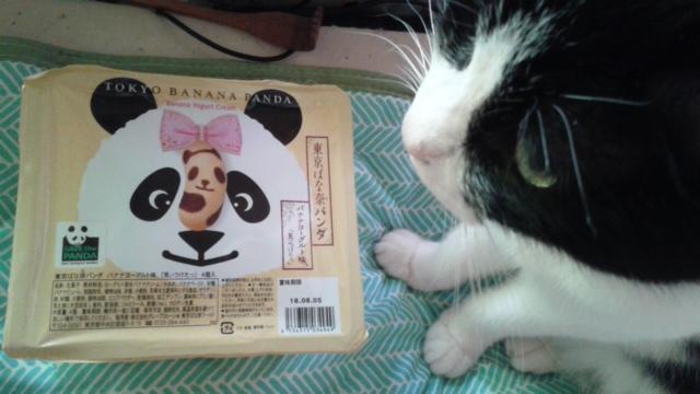 東京ばな菜パンダ