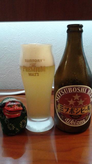 ミツボシビール、ヴァイツェン
