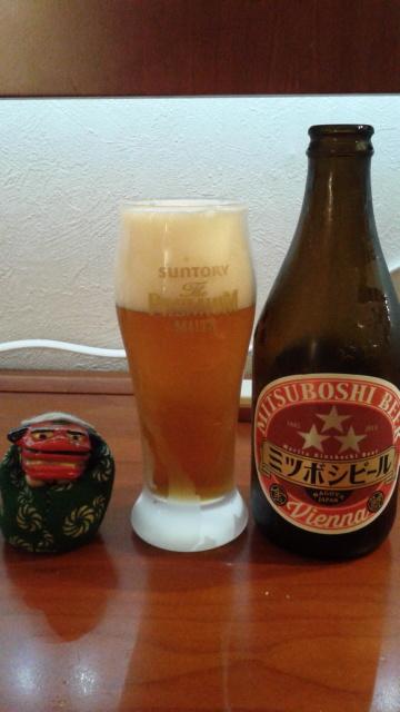ミツボシビール、ウィンナスタイルラガー