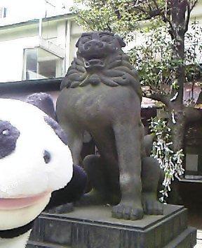 狛犬さんII