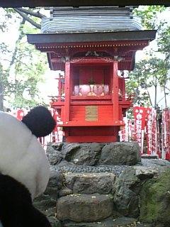 名古屋日記:連理稲荷神社