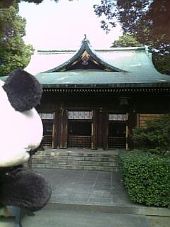 名古屋日記:若宮八幡神社